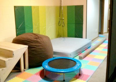 indoor sensory play room