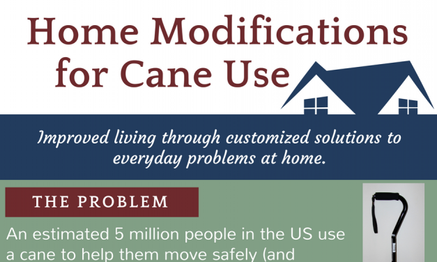 Home Modifications for Cane Use