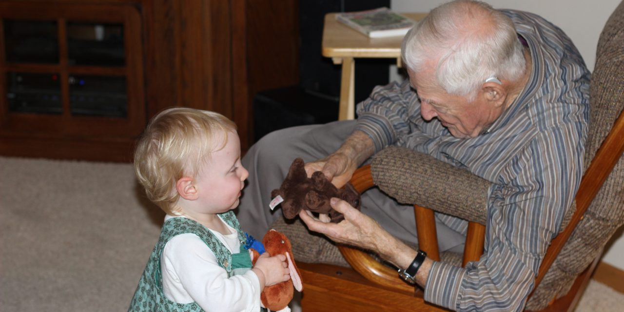 Visitable Homes for the Holidays: Elderly